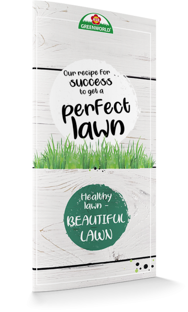 Our recipe for success to get a perfect lawn
