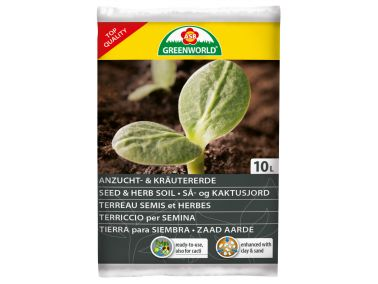 ASB Greenworld TOP QUALITY Seed & Herb Soil, 10 L