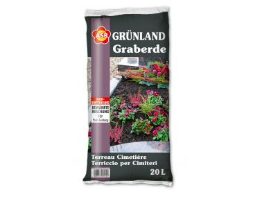 "ASB Grünland Cemetery Soil ""Buy recommendation"", 20 L"