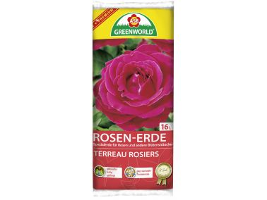 ASB Greenworld Premium Rose Soil, 16 L