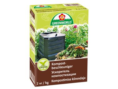 ASB Greenworld BetterGrow Kompostbeschleuniger, 2 kg