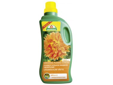 ASB Greenworld Premium Universal Liquid Fertilizer, 1 L