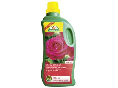 ASB Greenworld Premium Rose Plant Food, 1 L