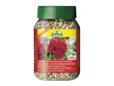 ASB Greenworld Premium Slow release fertilizer for terrace & balcony, 500 g