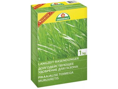 ASB Greenworld Premium Slow Release Lawn Fertilizer, 1 kg