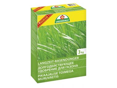 ASB Greenworld Premium Slow Release Lawn Fertilizer, 3 kg
