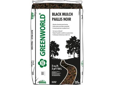 ASB Greenworld Black Mulch 56 L/2 cu.ft.