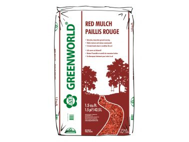 ASB Greenworld Red Mulch, 42.5 L/1.5 cu.ft.